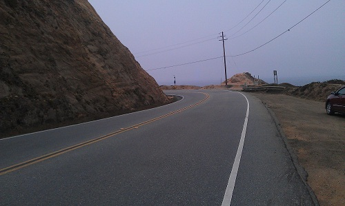 PCH, Highway 1, California