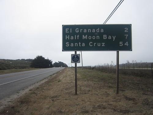 PCH, Highway 1, California