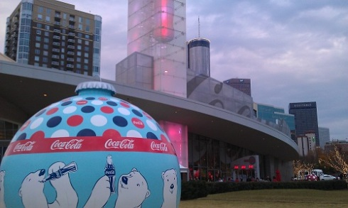 Atlanta - Pemberton Place, World of Coca-Cola