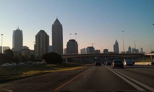 Atlanta - Midtown, Downtown