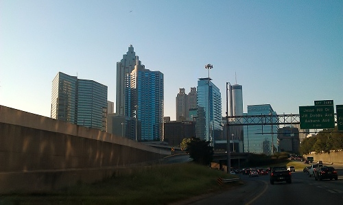 Atlanta - Downtown skyline