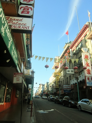 San Francisco, Chinatown, neighborhood