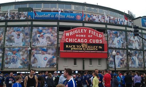 Chicago, Wrigley Field, Wrigleyville
