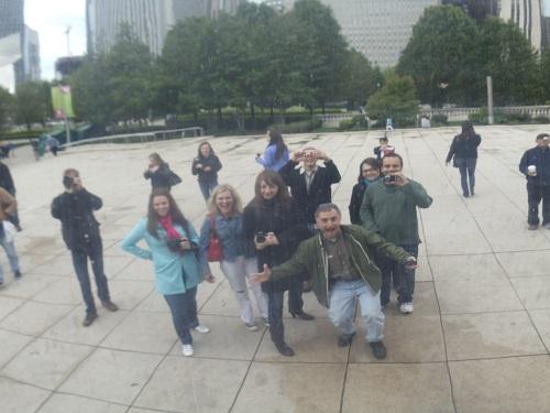Chicago The Bean, Cloud Gate