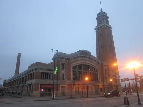West Side Market, Ohio City neighborhood, Cleveland