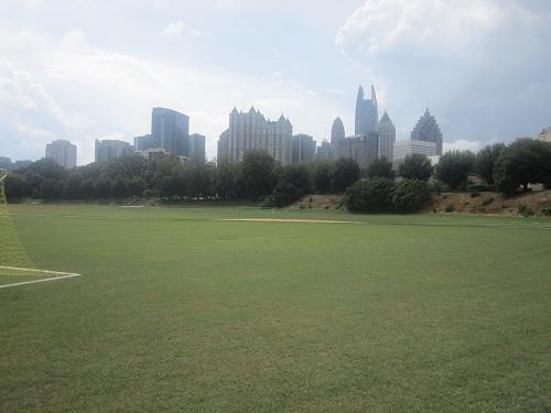 Piedmont Park, Midtown, Atlanta