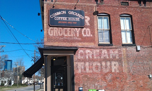 Common Grounds Coffee House, Lexington, Fayette, Kentucky