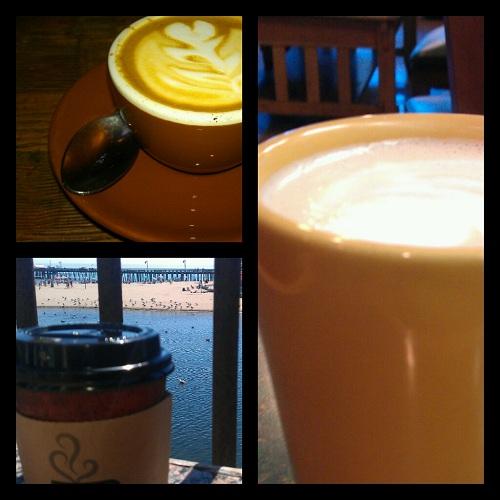 Coffee in California