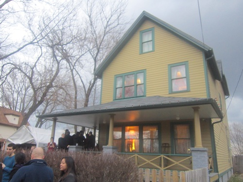 A Christmas Story, Tremont neighborhood, Cleveland, Ohio
