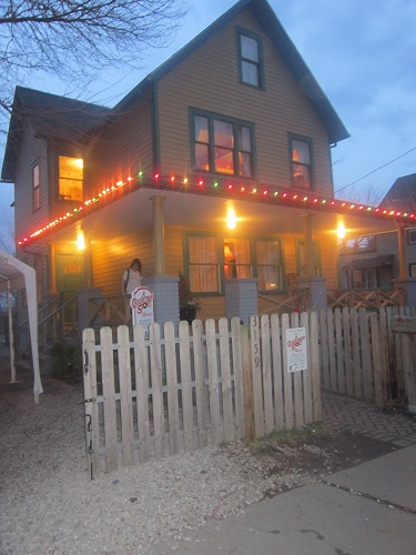 A Christmas Story, Tremont neighborhood, Cleveland, Ohio
