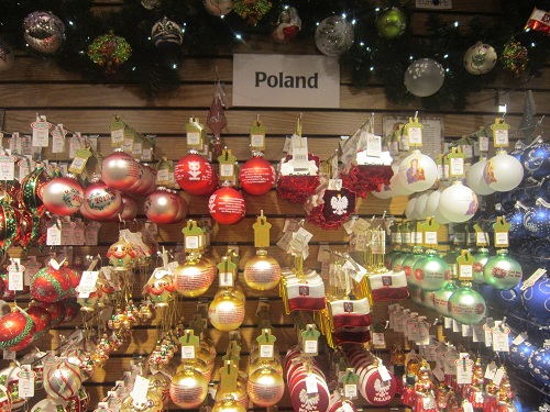 Bronners, Christmas Store, Frankenmuth, Michigan, Polish ornaments