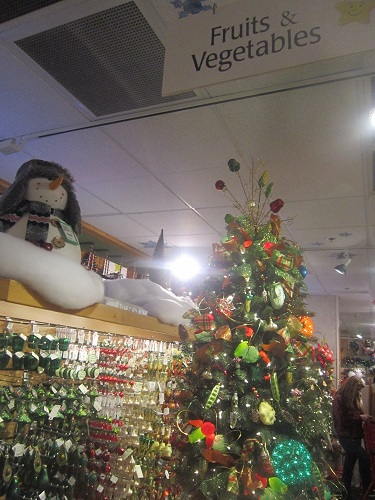 Bronners, Christmas Store, Frankenmuth, Michigan, ornaments