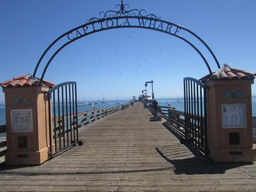 Capitola Beach, California, PCH