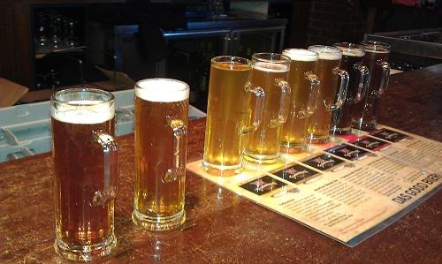 Frankenmuth Brewery, Michigan beer