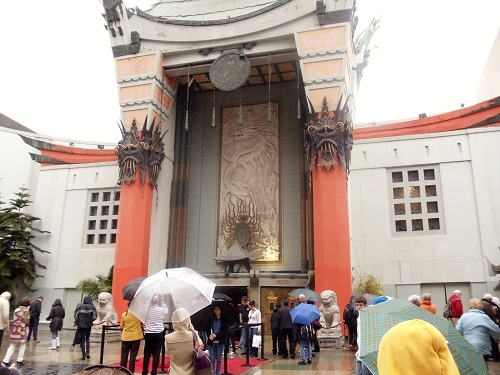 Grauman's Chinese Theatre, Hollywood, Los Angeles, California