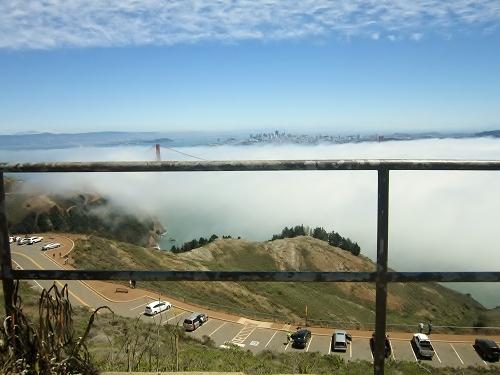 Marin Headlands, California, San Francisco Bay