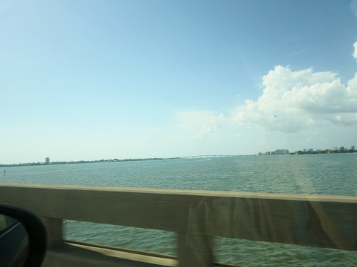 Siesta Key Bridge, Sarasota Bay, Florida