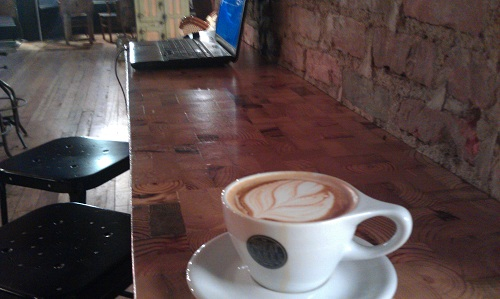 The Great Lakes Coffee Roasting Company, Midtown, Detroit, Michigan