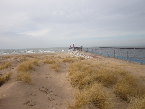 Grand Haven State Park, Grand Haven, Michigan, Lake Michigan