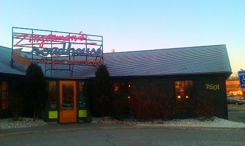 Zingerman's Roadhouse, Ann Arbor, Michigan
