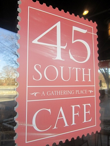 45 South Cafe, Norcross, Georgia