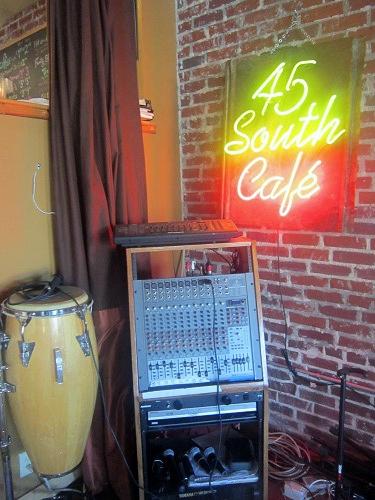 45 South Cafe, Norcross, Georgia