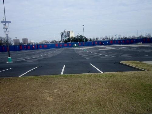 Atlanta Fulton County Stadium, Braves history
