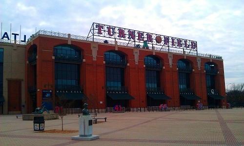 Atlanta Turner Field, Braves baseball
