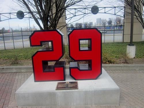 Atlanta Braves baseball, John Smoltz #29