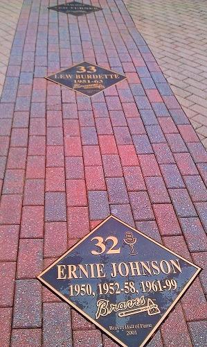 Atlanta Braves Baseball, Ernie Johnson, broadcaster
