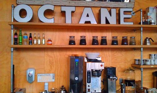 #ElDeCafe2013 - Atlanta, Georgia, Octane Coffee