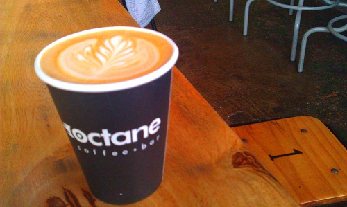 #ElDeCafe2013 - Atlanta, Georgia, Octane Coffee
