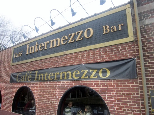 #ElDeCafe2013 - Atlanta, Georgia, Cafe Intermezzo