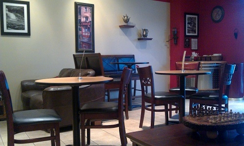 ElCafeDe2013 - Boulder Creek Coffee, Buford, Georgia