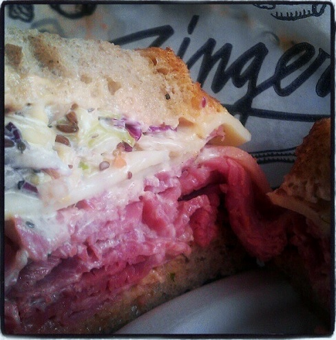 Corned Beef Zingerman's Style - Ann Arbor, Michigan
