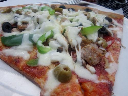 Fellini's Pizza in Atlanta, Georgia