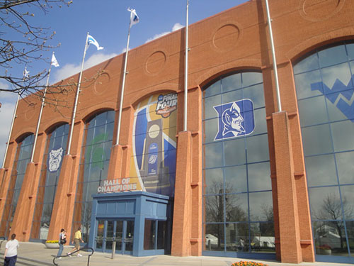 Indianapolis, Indiana, Final Four, NCAA Hall of Champions