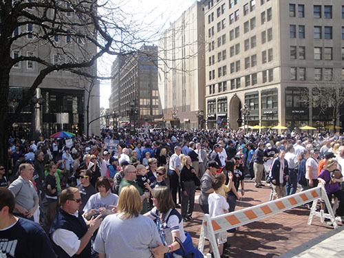 Indianapolis, Indiana, Final Four, Butler University Dawgs
