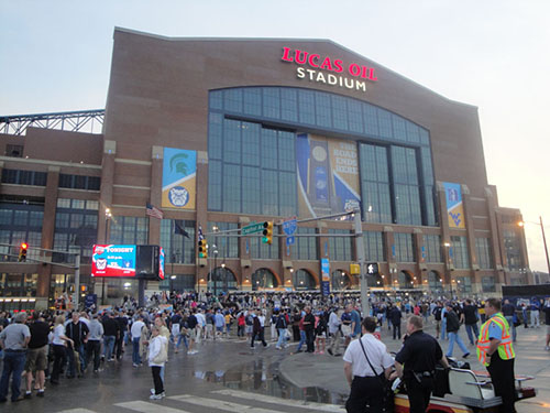 Indianapolis, Indiana, Final Four, Lucas Oil Stadium