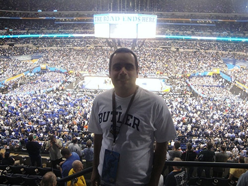 Indianapolis, Indiana, Final Four, National Championship, Duke, Butler