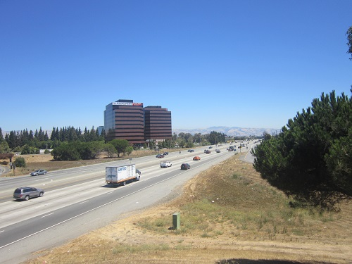 Silicon Valley, California, U.S. Highway 101 Interstate