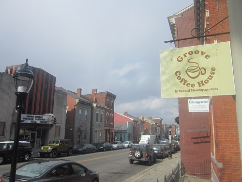 Groove Coffee House, Covington, Kentucky