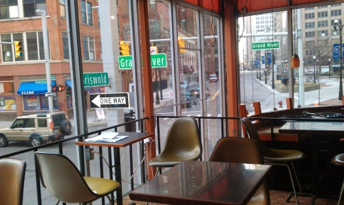 Urban Bean Coffee, Detroit, Michigan