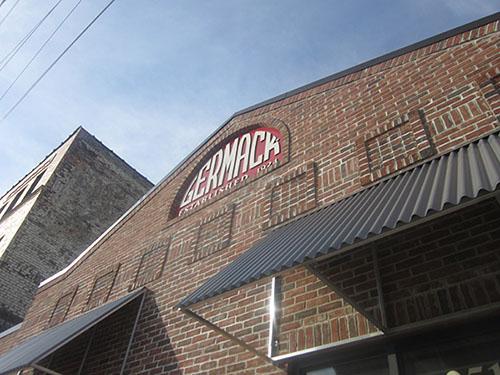 Germack Coffee, Eastern Market, Detroit, Michigan