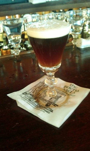Irish Coffee, Buena Vista, San Francisco, California