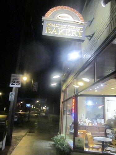 Wealthy Street Bakery, Grand Rapids, Michigan