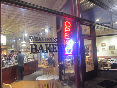 Wealthy Street Bakery, Grand Rapids, Michigan