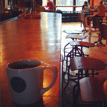 Great Lakes Coffee, Detroit, Michigan, Drip Coffee