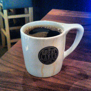 Great Lakes Coffee, Detroit, Michigan, Pour Over