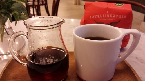 Intelligentsia Pour Over, Chicago
